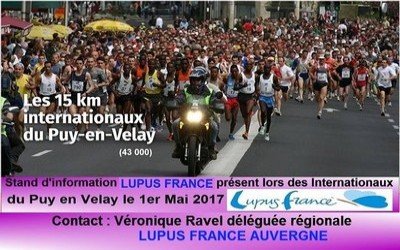 Course internationale du Puy en Velay - 1er mai 2017