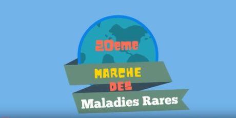 Samedi 7 Décembre 2020 Marche des Maladies Rares