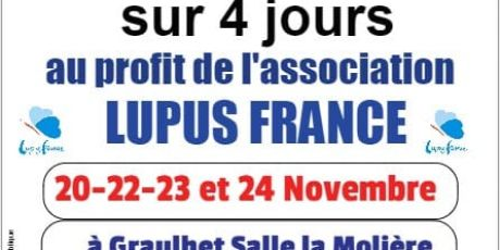 Grand Loto Lupus France Novembre 2019