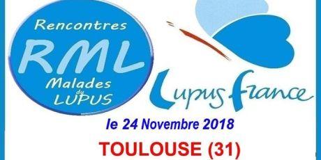 Prochaine Rml (Rencontres Malades Lupiques) à Toulouse